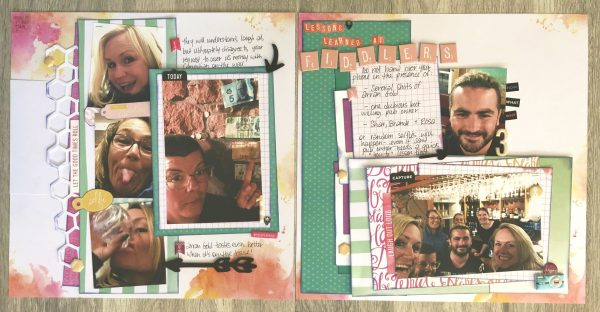 Layout by Cheryl Ashworth