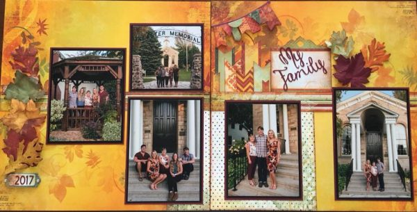 Layout by Lynn Oliphant Walker