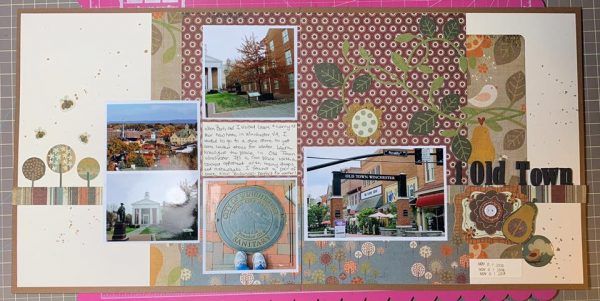 Layout by Martha Lowry