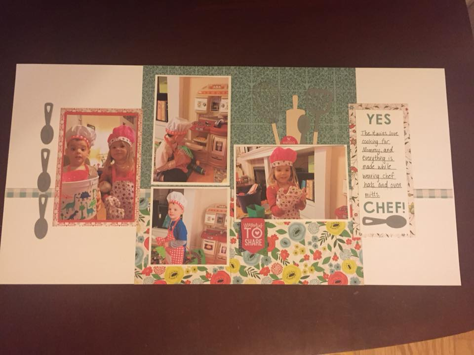 Layout by Michelle Know
