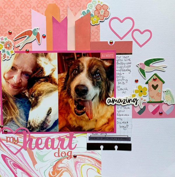 Layout by Patti Hass Wnek