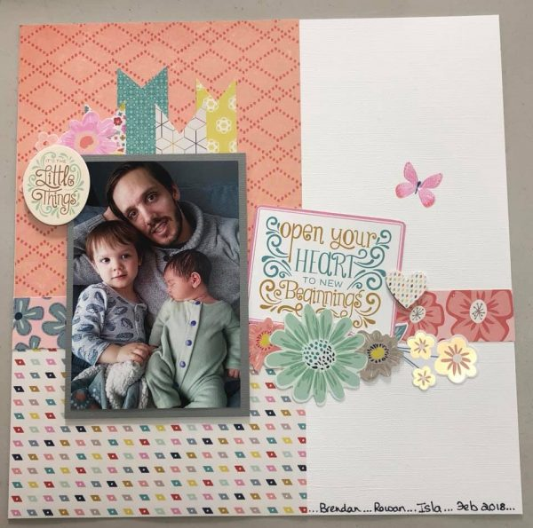 Layout by Sue Moody