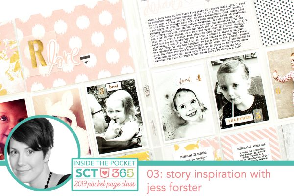 SCT365 2019 Inside the Pocket March Inspiration
