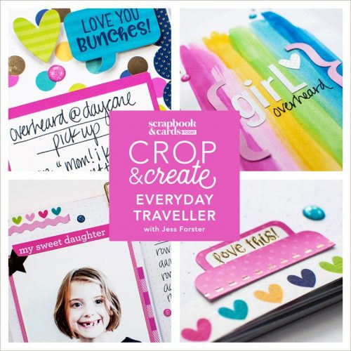 Traveler's Notebook 101: The Everyday Traveler with Jess Forster
