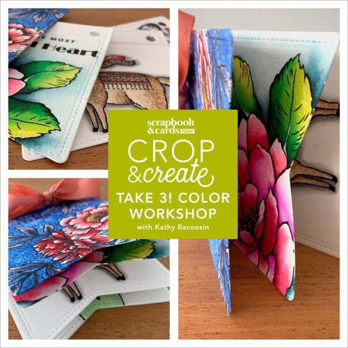 Take Three! Colour Workshop with Kathy Racoosin