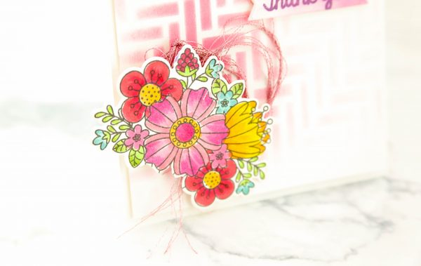 Crystal Thompson for Scrapbook & Cards Today Selective Ombre 2