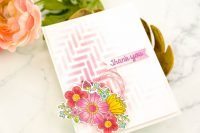 Crystal Thompson for Scrapbook & Cards Today Selective Ombre 3