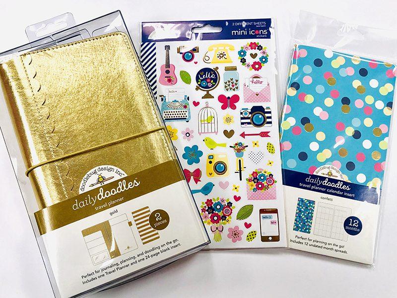 Doodlebug Design Prize Package