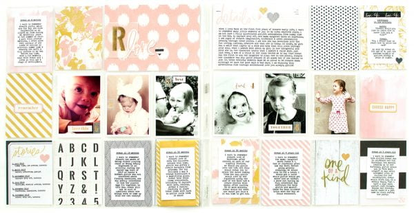 R LOVE by Jess Forster for SCT365 2019 Inside the Pocket March Inspiration