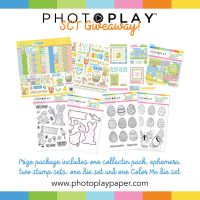 Photoplay Paper Giveaway with Scrapbook & Cards Today
