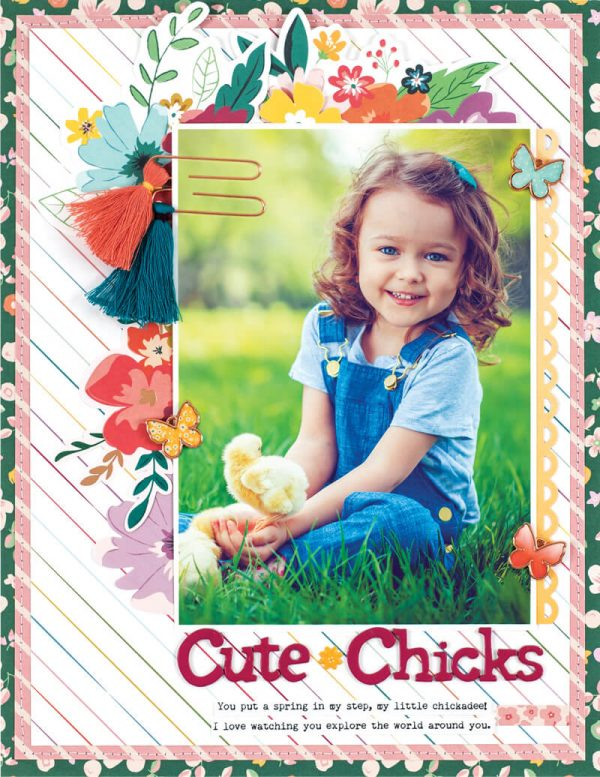 SCT Spring 2019 - Cute Chicks by Paige Evans
