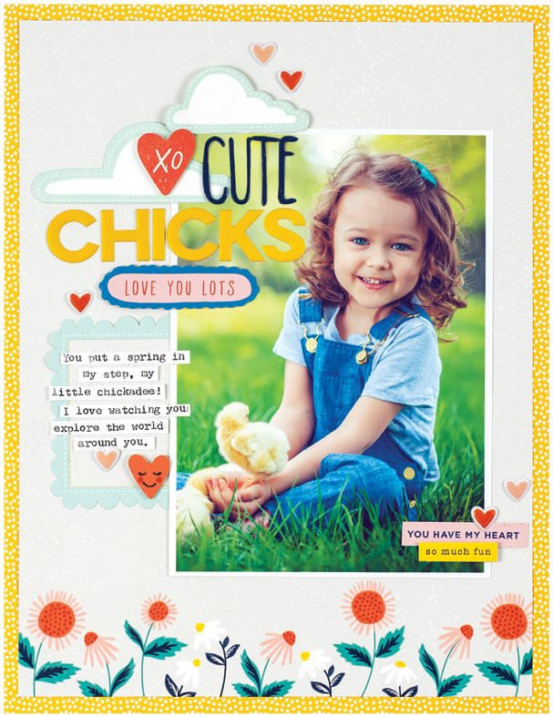 SCT Spring 2019 - Cute Chicks by Jen Schow
