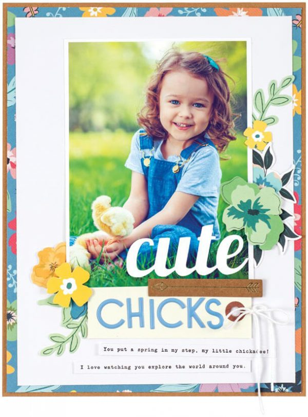 SCT Spring 2019 - Cute Chicks by Lorelei Murphy