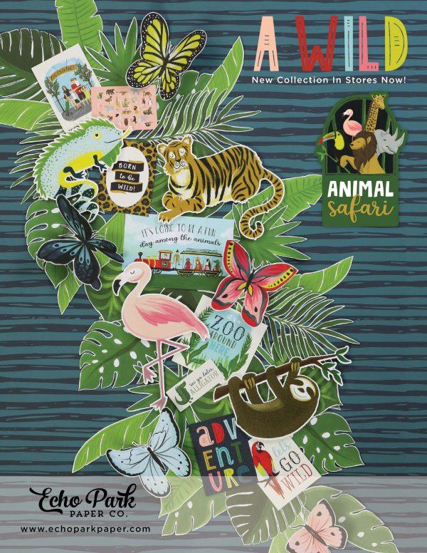 Echo Park Paper- SCT Spring 2019