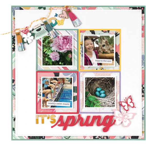SCT Spring 2019 - It's Spring by Lisa Dickinson