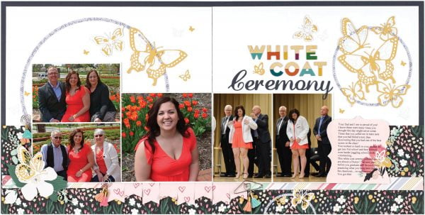 SCT Spring 2019 - White Coat Ceremony by Marcia Dehn Nix