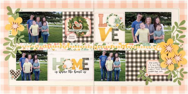 SCT Spring 2019 - Home Is Where The Heart Is by Wendy Sue Anderson