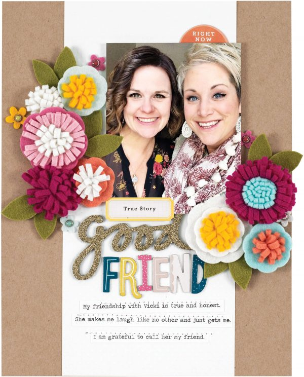 SCT Spring 2019 - Good Friends by Nicole Nowosad