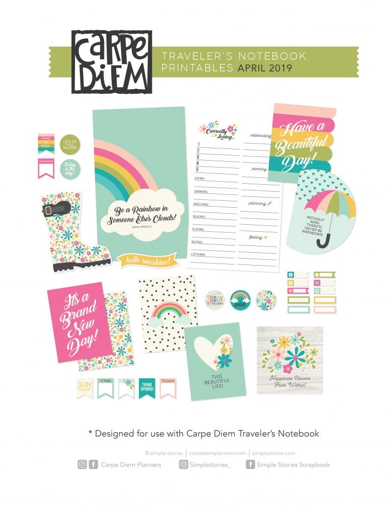 april 2019 printables_TN