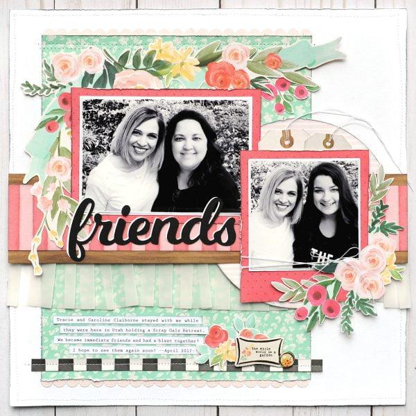 Friends by Jana Eubank - SCT365 2019