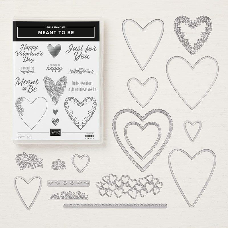 Stampin' Up! Meant to Be