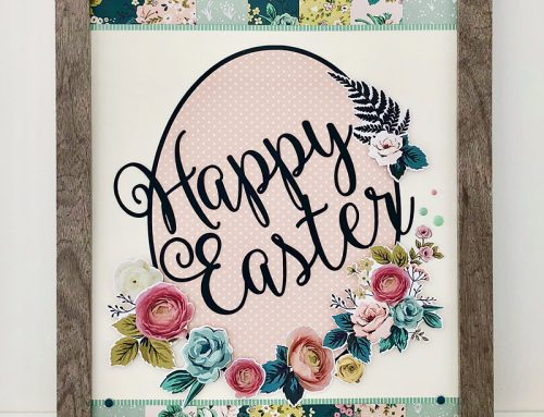 Easter Frame Inspiration with Sheri Reguly!