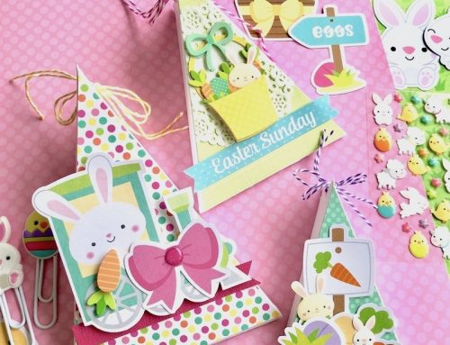 Easter Treat inspiration with Virginia Nebel!
