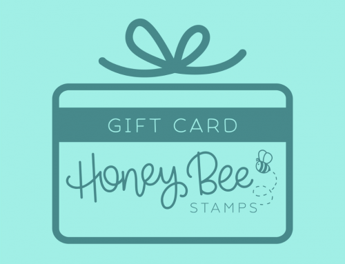 Honey Bee Stamps giveaway and 13th Birthday WINNERS!