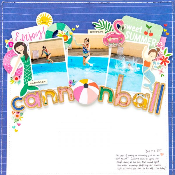 1_NATHALIE DESOUSA FOR SCRAPBOOK AND CARDS TODAY MAGAZINE_CANNONBALL-2