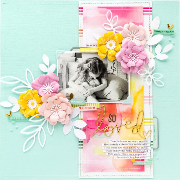 1_NATHALIE DESOUSA FOR SCRAPBOOK AND CARDS TODAY MAGAZINE_SO LOVED-2