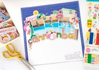 6_NATHALIE DESOUSA FOR SCRAPBOOK AND CARDS TODAY MAGAZINE_CANNONBALL