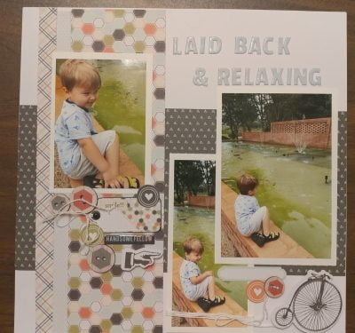 Layout by Eva Walker