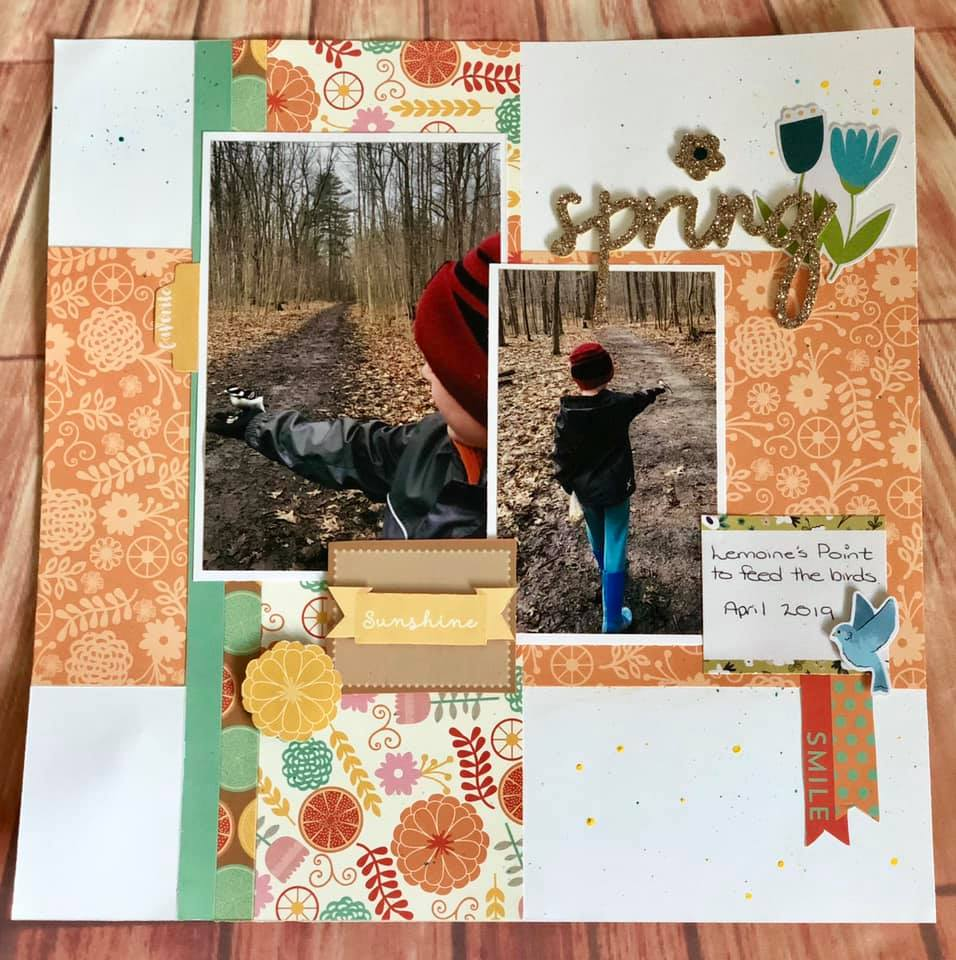 Layout by Janelle Fisher