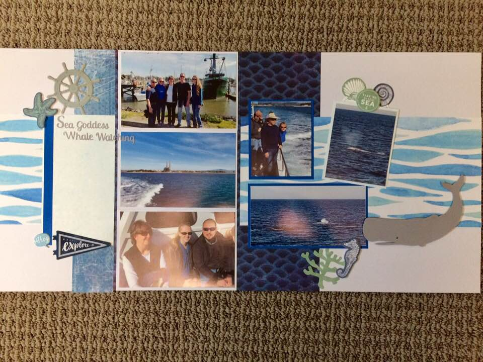 Layout by Kim Reed