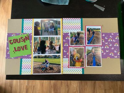 Layout by Nicole Gray