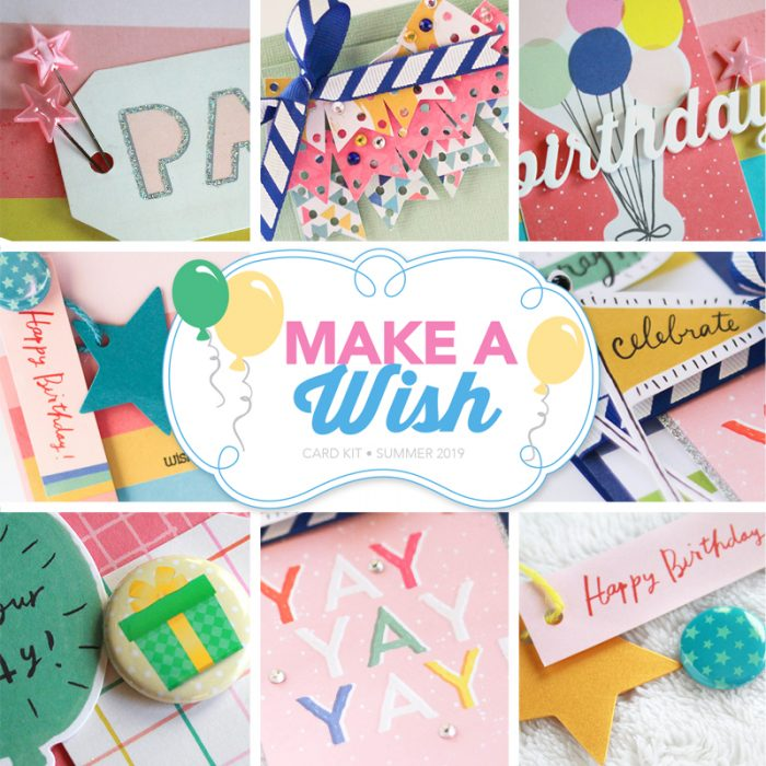 SCT Delivered Make A Wish Card Kit