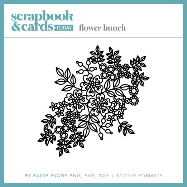 iNSD free cut file by Paige Evans for Scrapbook & Cards Today