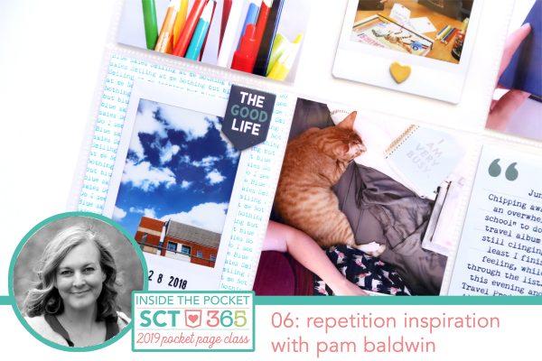 SCT365 Inside the Pocket Inspiration June 2019