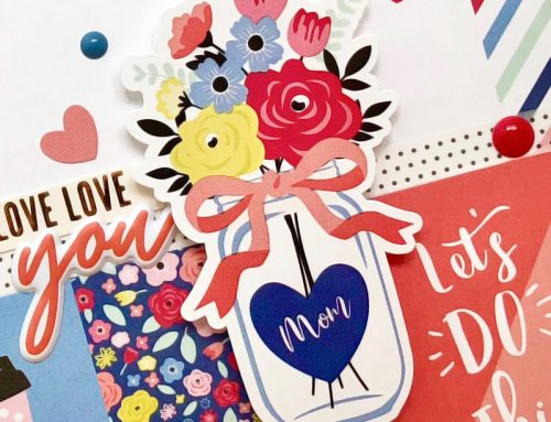 Mother's Day inspiration by Sheri Reguly!