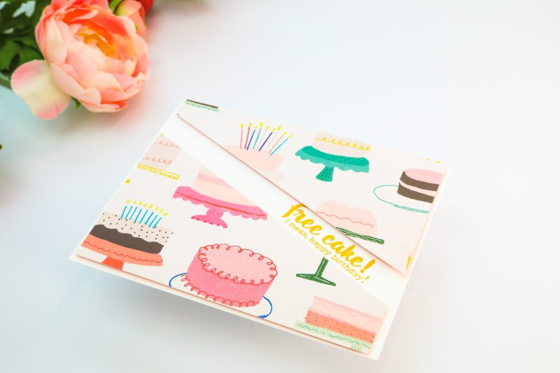 Card by Crystal Thompson for Scrapbook & Cards Today
