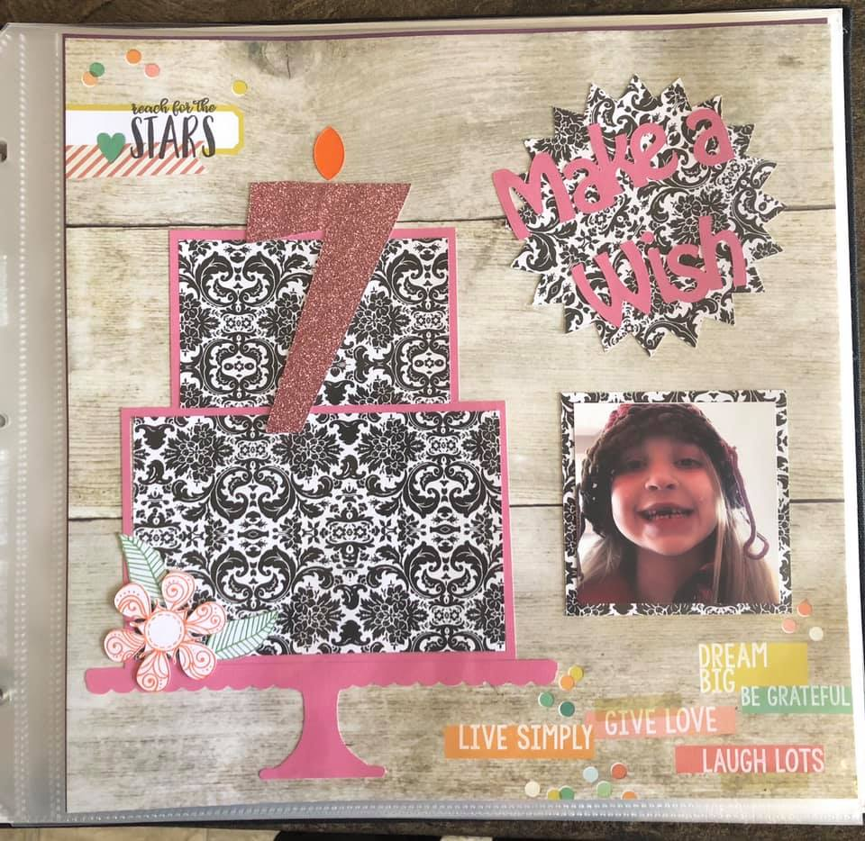 Layout by Kendra Dawn
