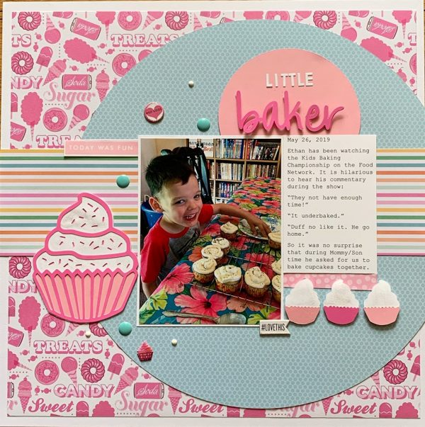Layout by Michelle Knox