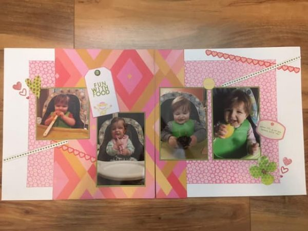 Layout by Sue Molnar Tersmette