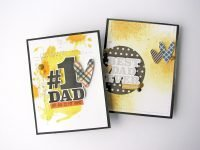 Father's Day cards by Nicole Nowosad for SCT Magazine