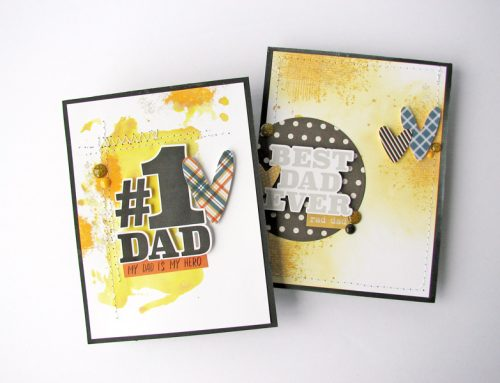 Father's Day cards with Nicole Nosowad!