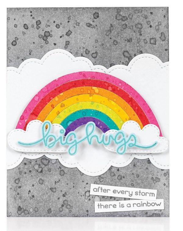 Scrapbook & Cards Today - Summer 2019 - Big Bugs card by Jenn Shurkus