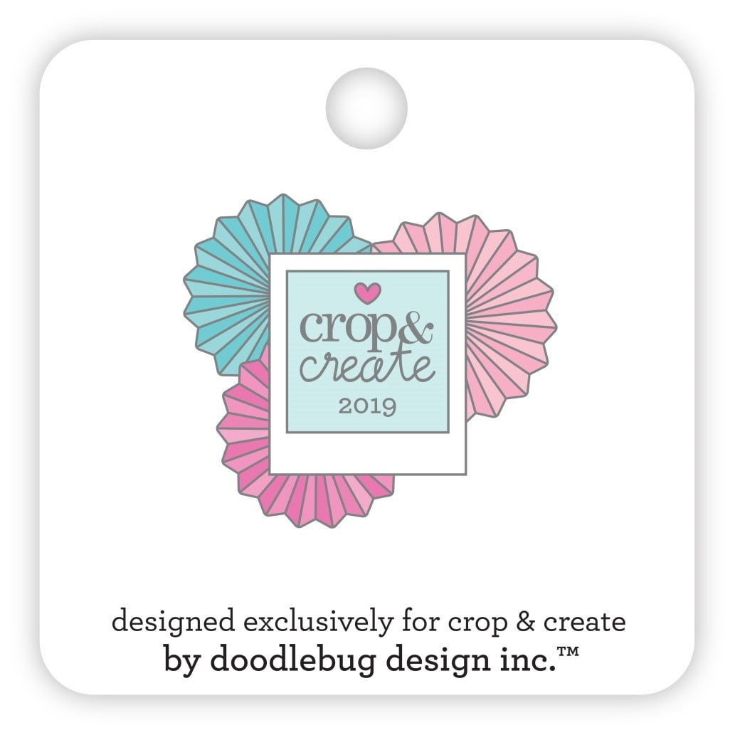 2019 Crop & Create Collectible Pin