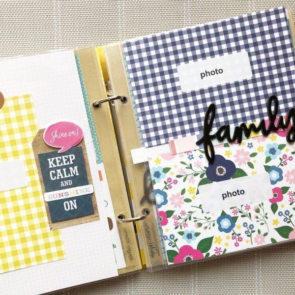 SCT Delivered Kit - Sweet Summer Mini Album Kit