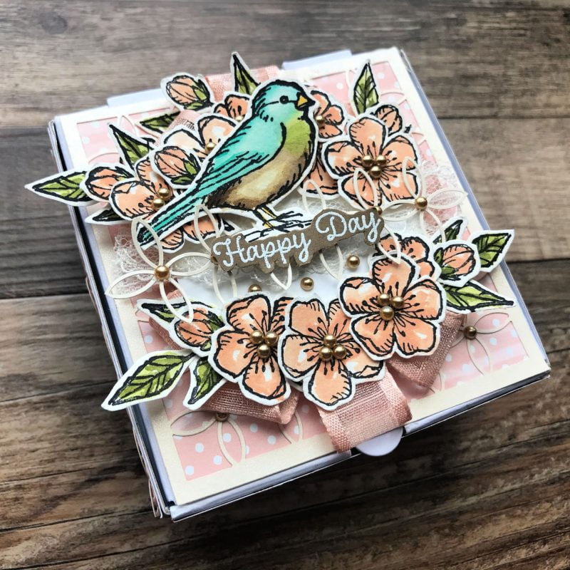 Stampin' Up! for Scrapbook & Cards Today Bird Ballad Photo4