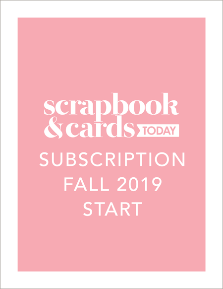 2019 Fall Issue Subscription
